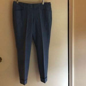 Lands'End Women's Mid Rise Chino Pants